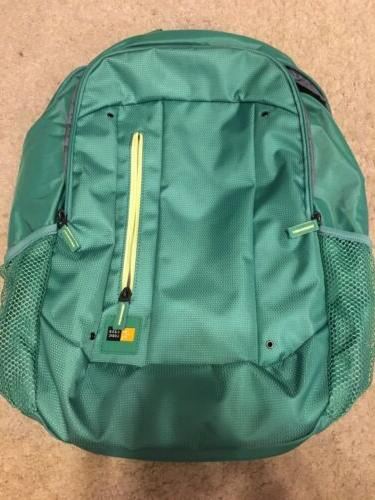 jaunt backpack laptop 15 6 green camera