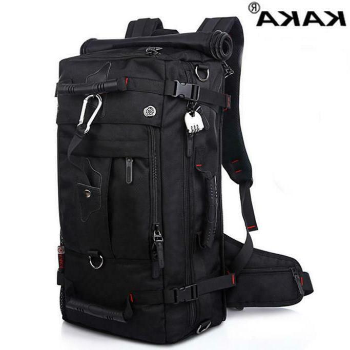 KAKA Backpack 17Inch Black