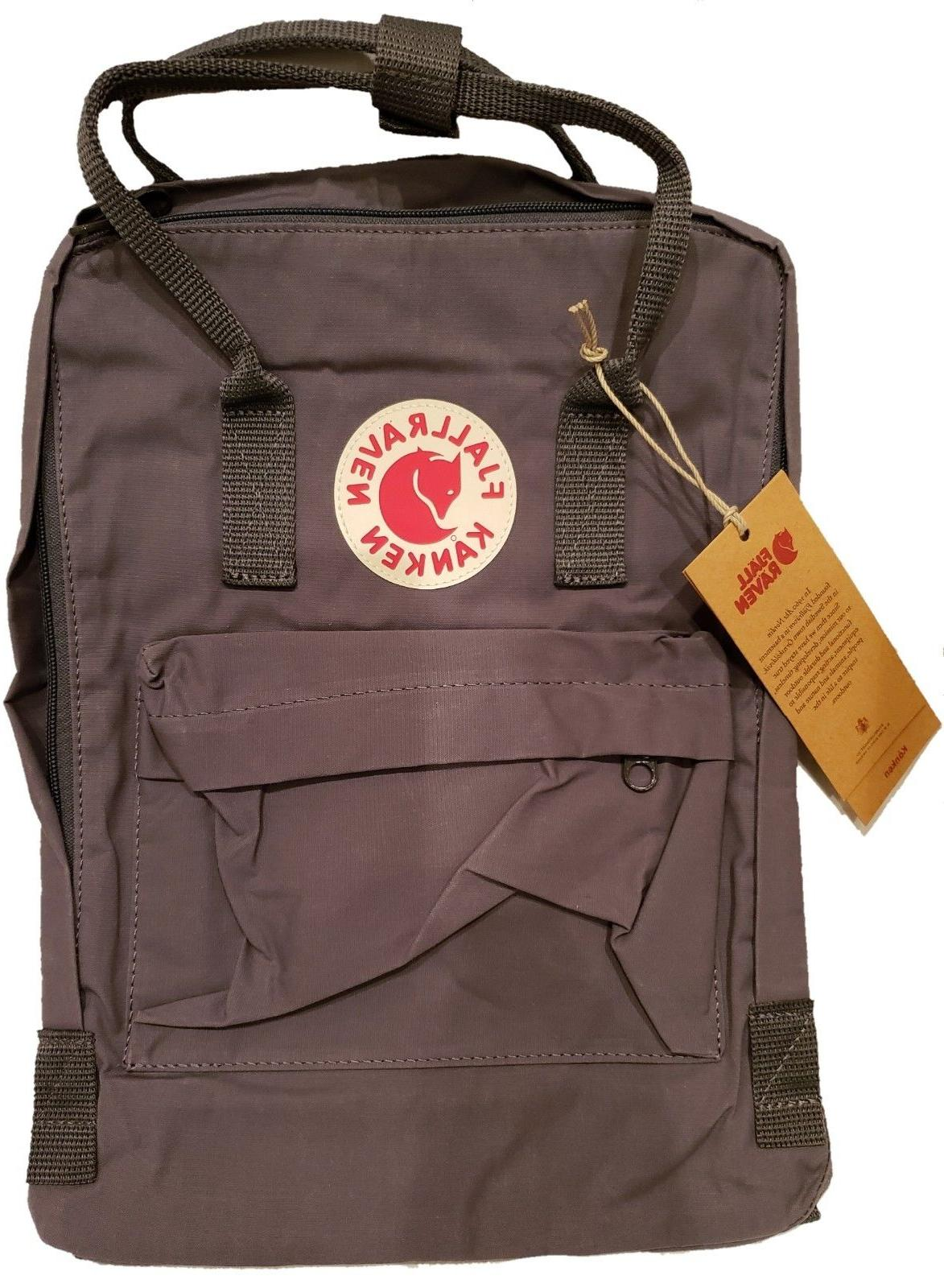kanken laptop 15 backpack for everyday graphite