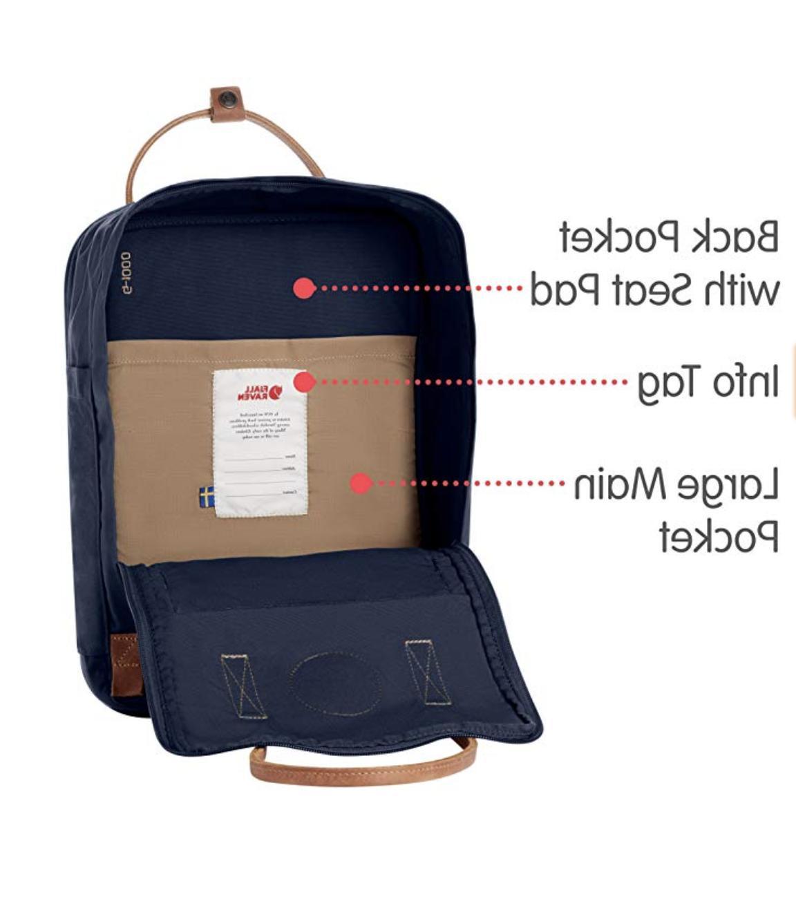 "Fjallraven No. 15"" Laptop Backpacks F23569 USA"