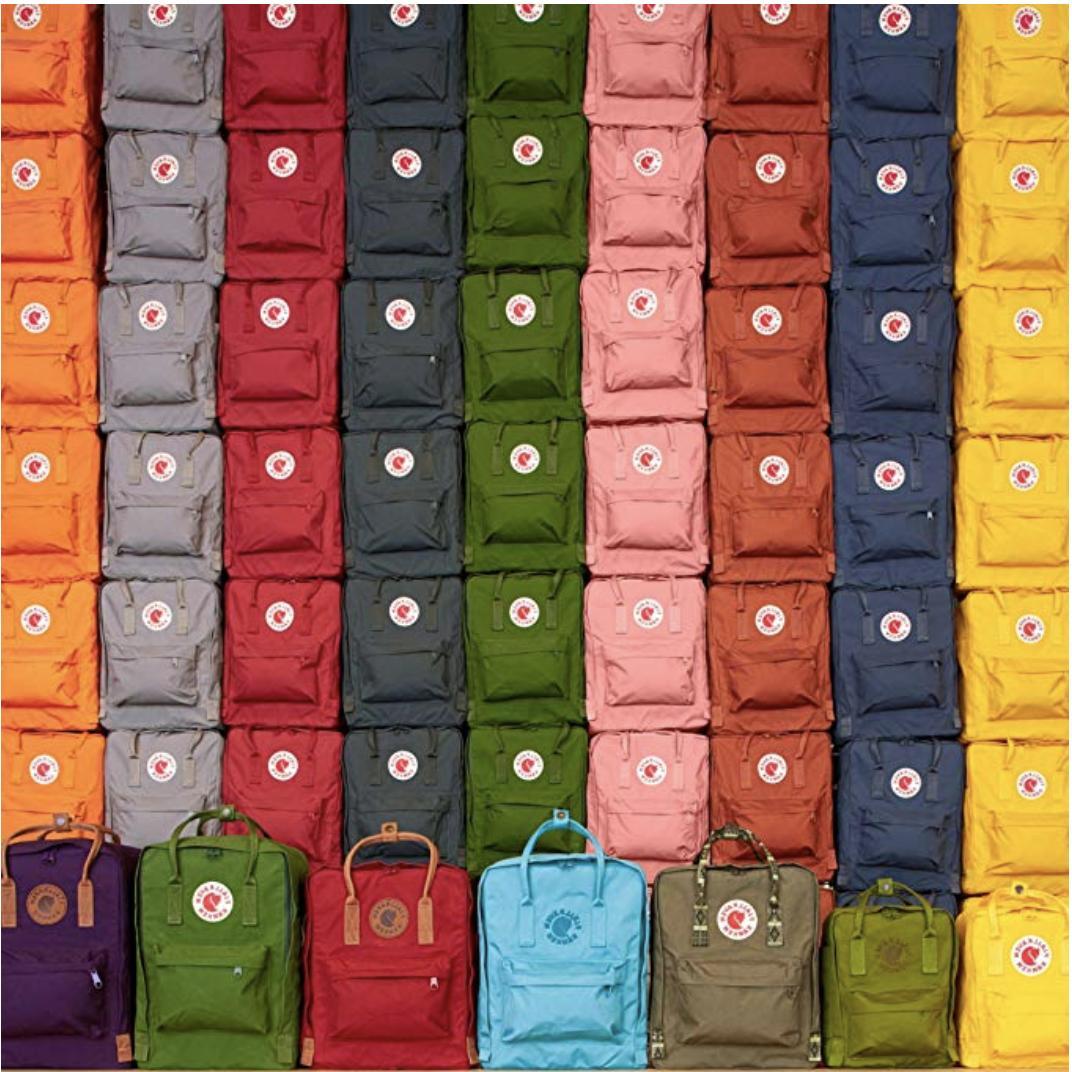 """Fjallraven Kanken No. 2 15"""" Laptop Backpacks F23569 USA"""