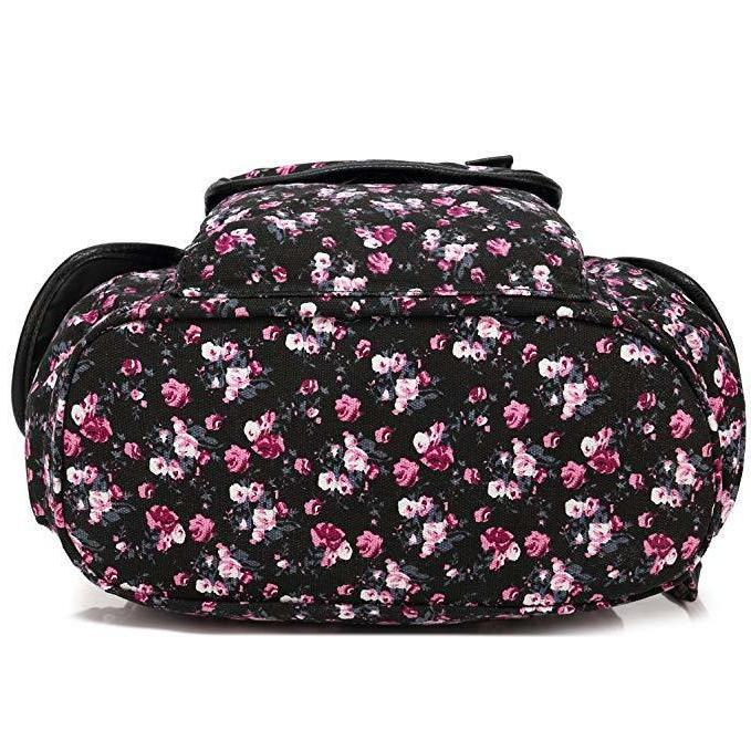 Kenox floral Backpack/bookbags for
