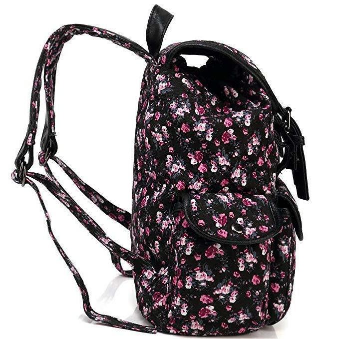 Kenox Canvas Backpack/bookbags