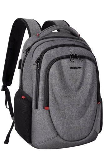 kopack design lockable anti theft laptop backpack