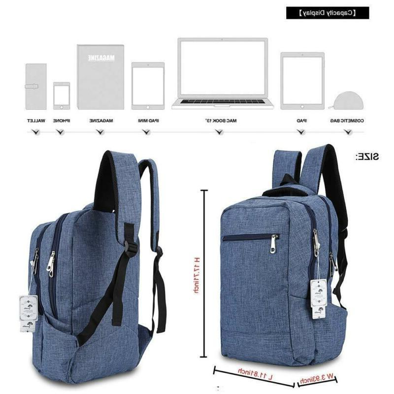 Laptop Backpack,Winblo 15 Inch Travel Daypack