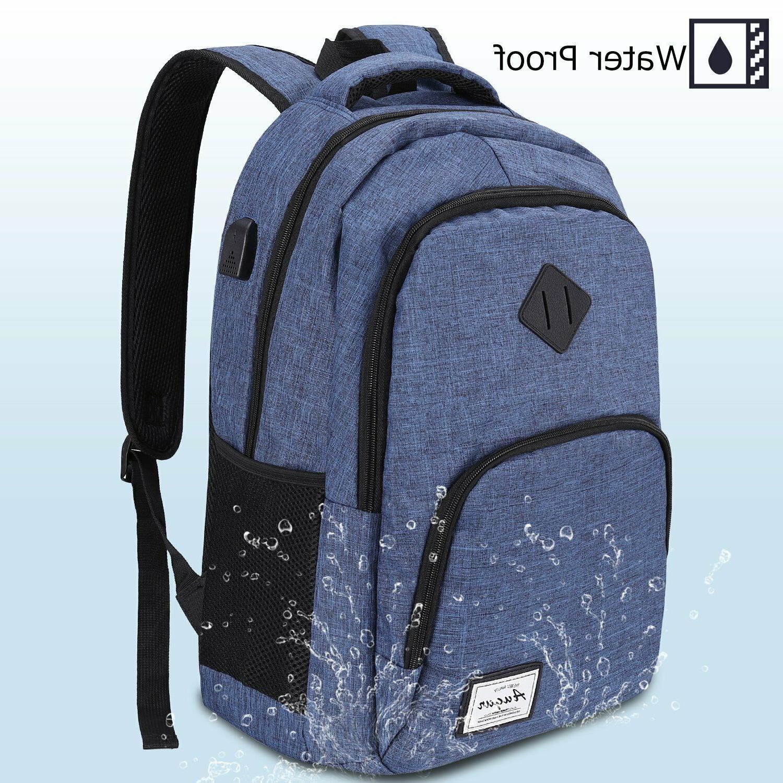 Laptop Backpack 15.6 Computer Backpack School Bag Book Laptop