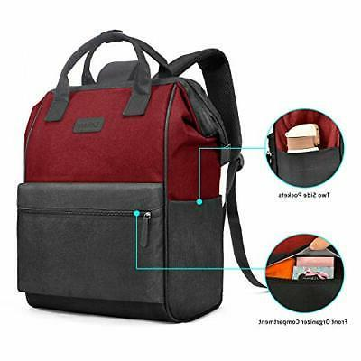 BRINCH Laptop Backpack Inch Wide Computer