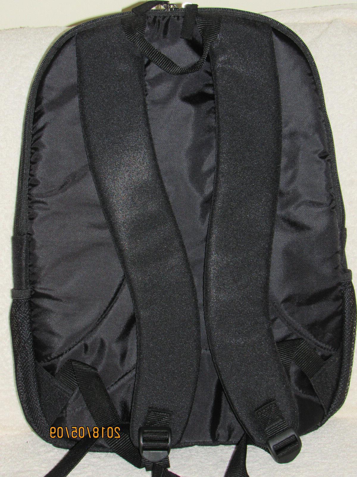 Targus Laptop Backpack - Black/Red New