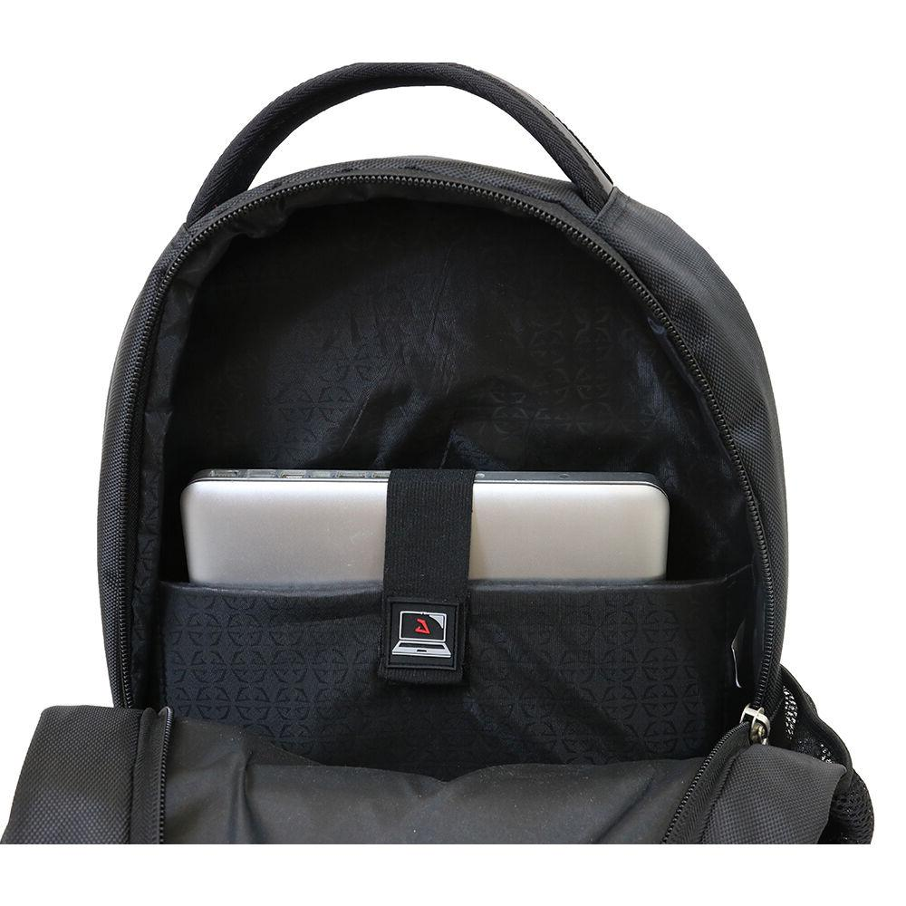 Laptop Backpack Work Padded Tablet Carry