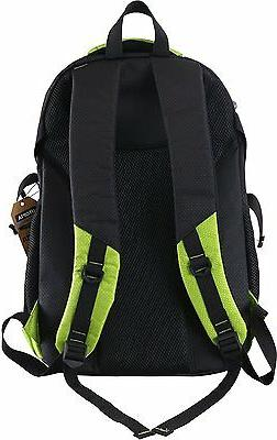 Laptop Backpack For To 17-Inch Laptops - Lightweight Padded -
