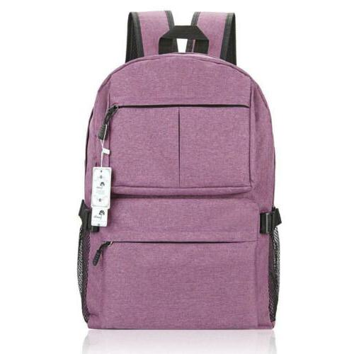 Laptop Backpack, WInblo 15 15.6 Inch College Backpack with U