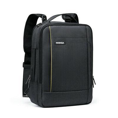 Laptop Backpack Carrying Bag Messenger Case Handbag USB Char