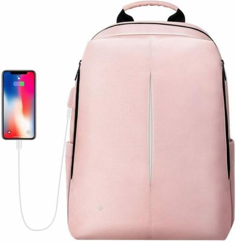 laptop backpack casual 15 6 daypack school