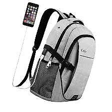 Laptop backpack for men women back pack waterproof college c