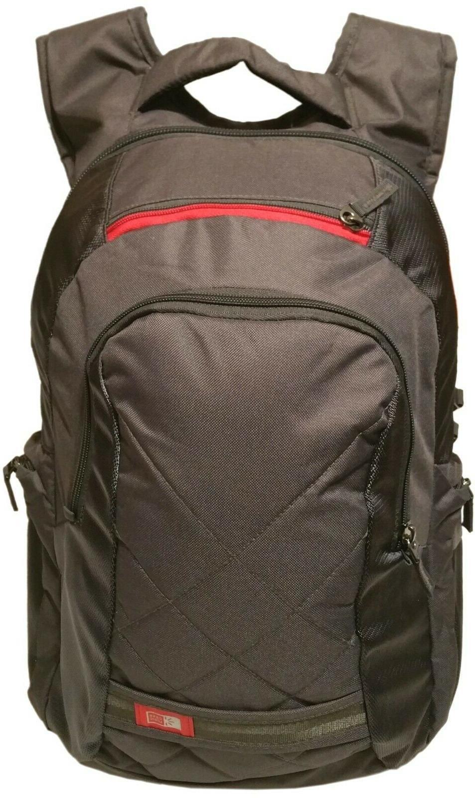 laptop backpack dlbp 116 gray new