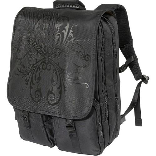 laptop backpack fits