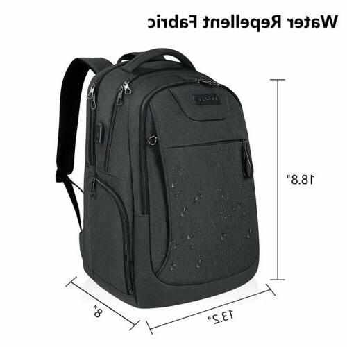 KROSER Backpack 15.6-17.3 Inch Laptop Large Computer