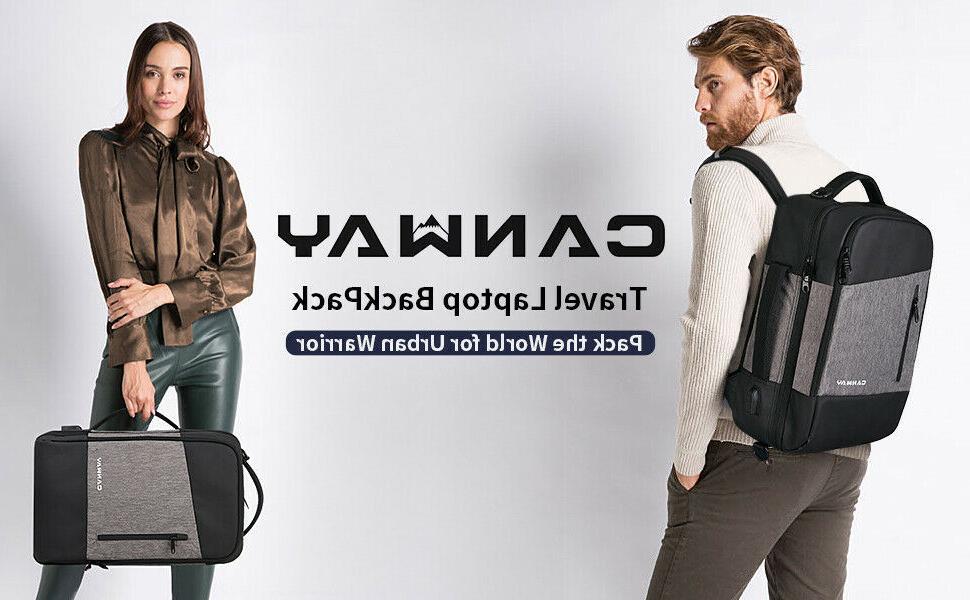 Laptop Backpack for Men,Travel Backpack Inch usb port