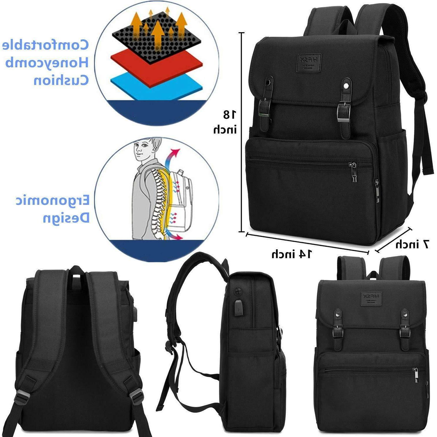 Laptop Backpack Business Travel Computer School