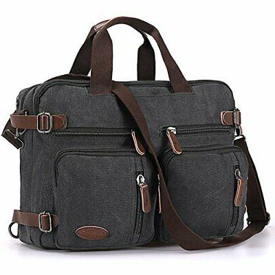 Laptop Briefcase Messenger Bag