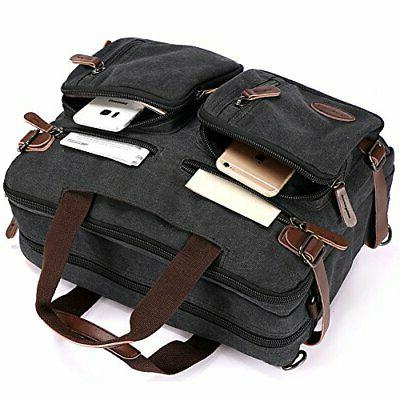 Laptop Backpack,Multifunction Briefcase Bag