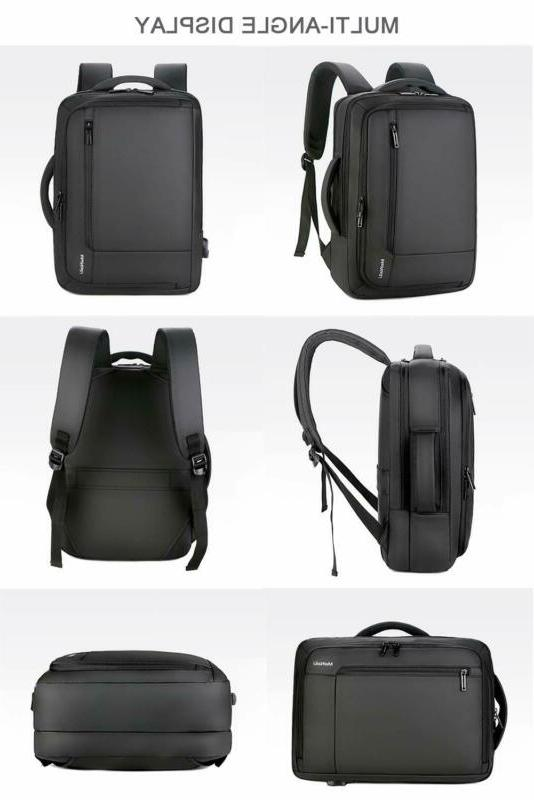 Laptop Backpack,Professional Backpack with Charging Travel Ba