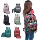 CrossLandy Unisex Laptop Backpack School Bookbag Fits 15.6''