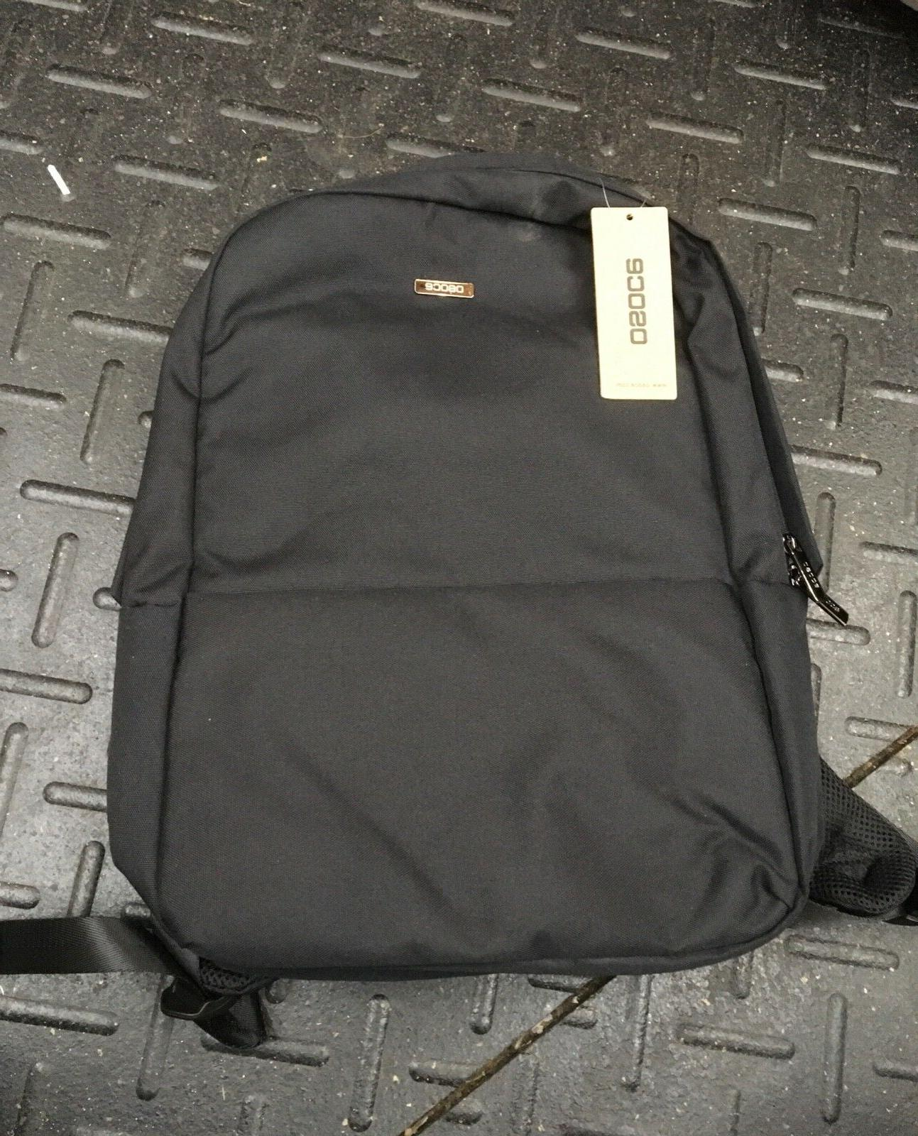 laptop backpack slim business backpack with usb