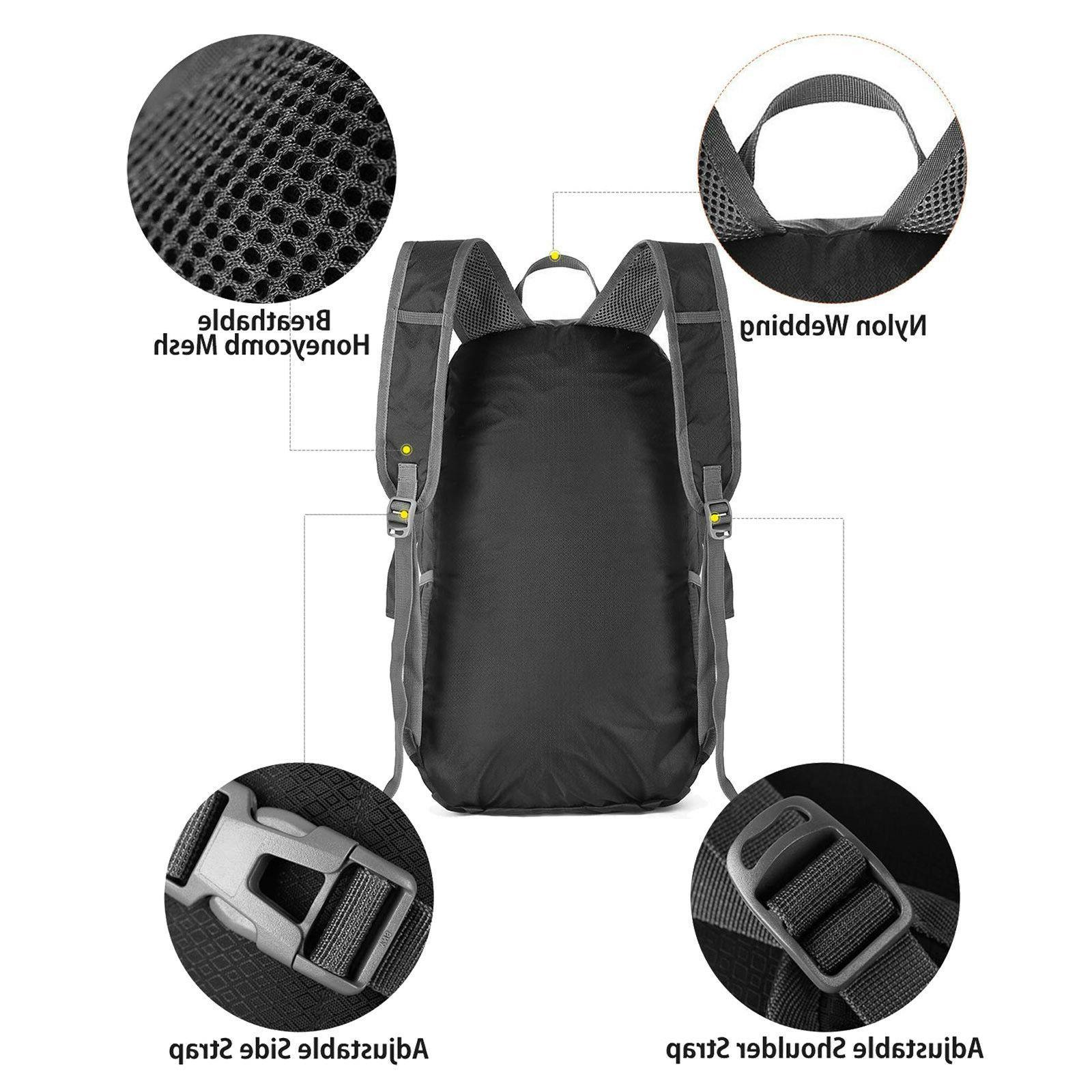 Multifunction Travel Backpack Laptop 35L