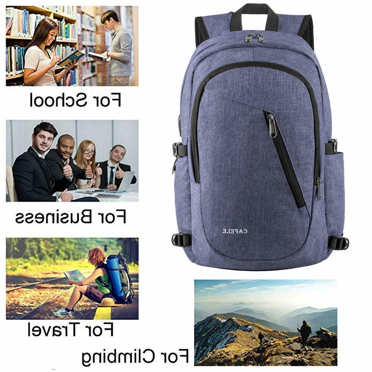 Laptop Backpack Backpack 15.6inch WATER RESISTANT