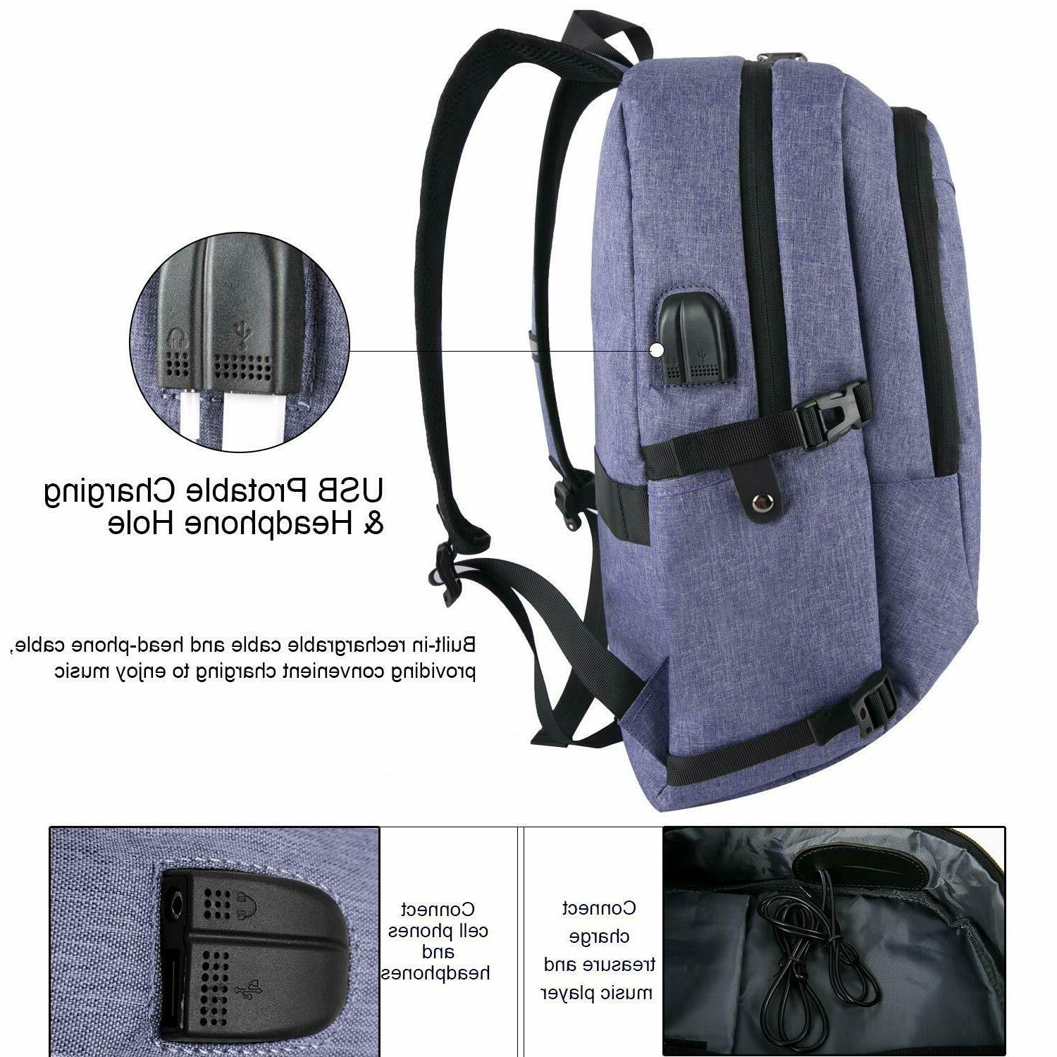 Laptop Backpack Backpack 15.6inch WATER