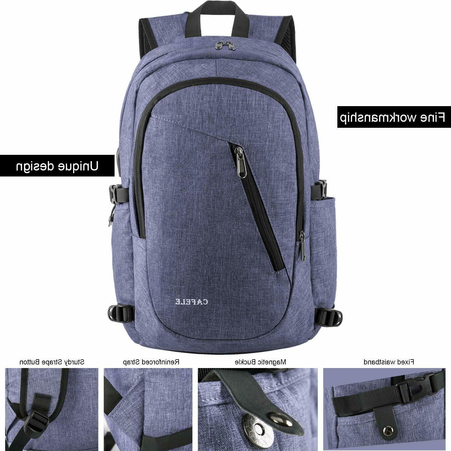 Laptop Travel Computer Backpack 15.6inch RESISTANT