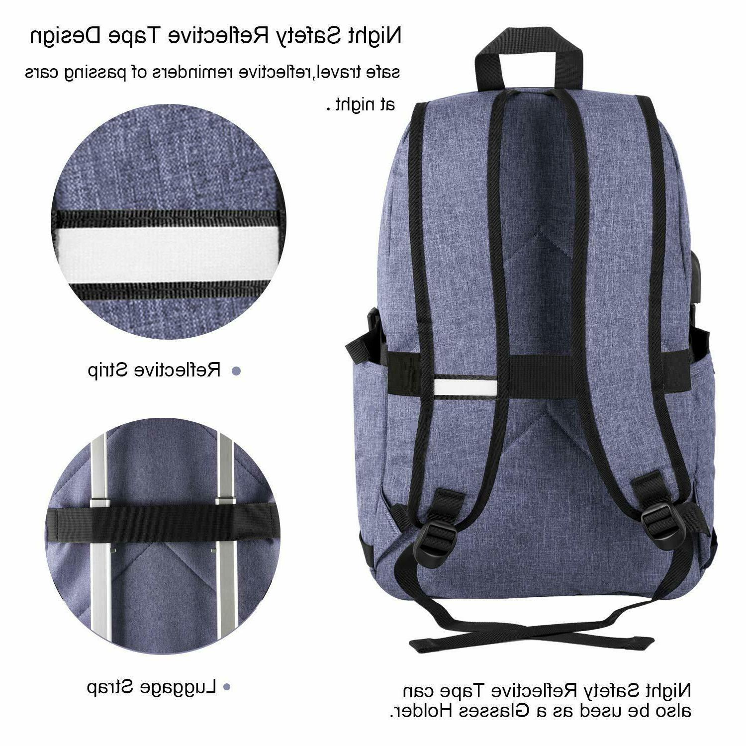 Laptop Backpack 15.6inch RESISTANT