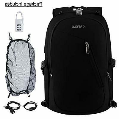 Cafele Backpack,Travel Computer Bag