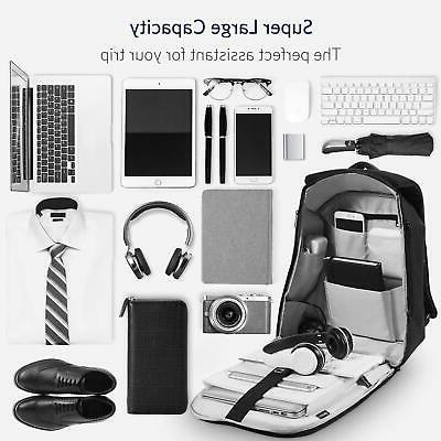 HOMIEE Anti-Theft Backpack