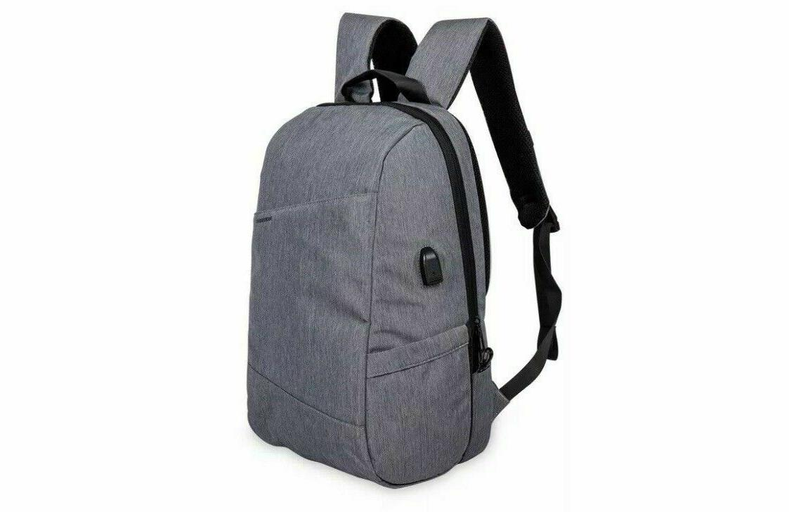 laptop backpack with usb charging and lock
