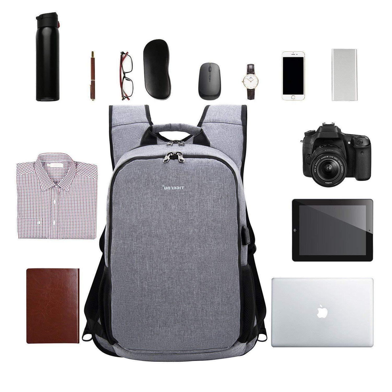 Tigernu Backpack USB for 15.6 Notebook