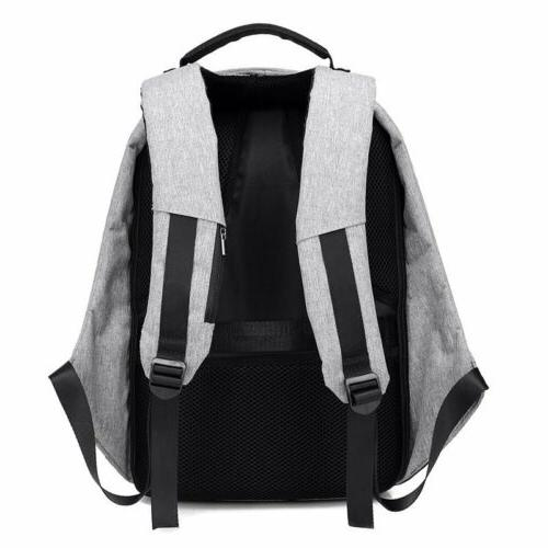 "Laptop Backpack 17"" Notebook Bag Charge"