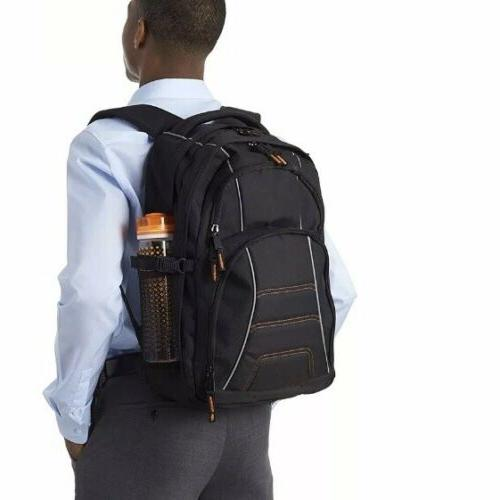AmazonBasics Laptop Backpack Black To 17