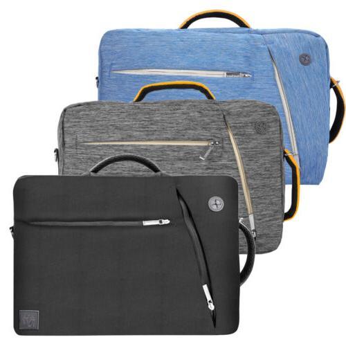 "3 in 1 VanGoddy Laptop Backpack Messenger Bag For 15.6"" Dell"