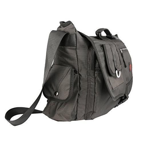 Laptop Inch Laptop Large Messenger Bag Men