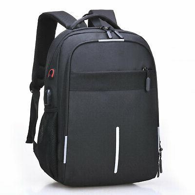 Large Backpack Anti-Theft Waterproof Business Shoulder
