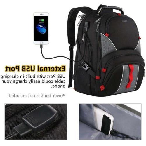 Mancro Large Backpack High Luggage Port
