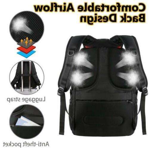 Mancro Large Backpack High Capacity Luggage