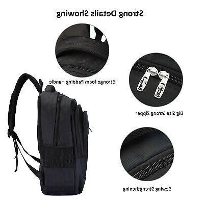 17 inch Waterproof Travel School Shoulder Bag