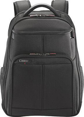 laser pro laptop backpack black