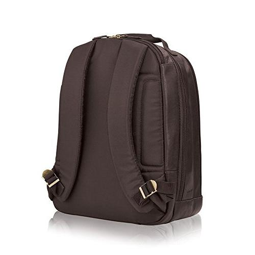 SOLO LEATHER BACKPACK - INCH