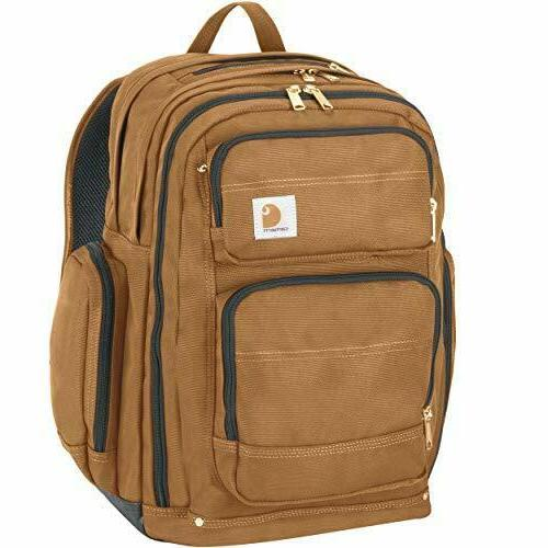 a192ea5332 Carhartt Legacy Deluxe Work Backpack with 17-Inch Laptop