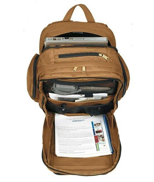 Carhartt Legacy Backpack with 17-Inch Compartment,
