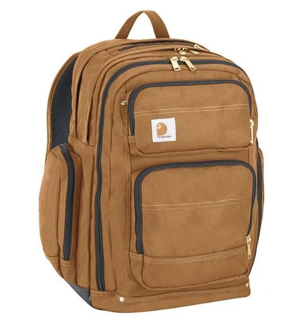 legacy deluxe work backpack with 17 inch